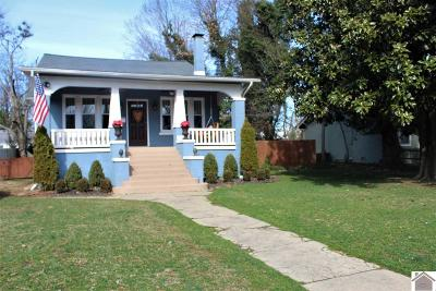 Paducah Single Family Home For Sale: 3245 Monroe