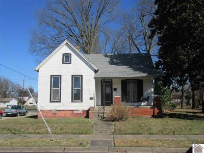 McCracken County Single Family Home For Sale: 500 Walter Jetton Blvd
