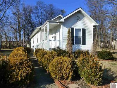 Paducah Single Family Home For Sale: 1121 Monroe Street