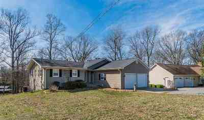 Lyon County, Trigg County Single Family Home For Sale: 664 Carriage Cove Rd