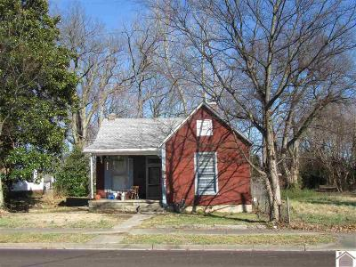 McCracken County Single Family Home For Sale: 508 Walter Jetton Blvd