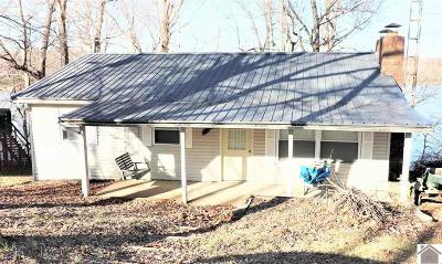 Lyon County, Trigg County Single Family Home For Sale: 328 Willanco Drive
