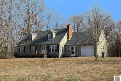 Murray Single Family Home For Sale: 7423 State Route 121 S