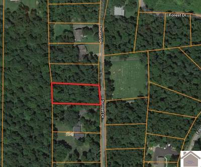 Marshall County Residential Lots & Land For Sale: Sunset Drive