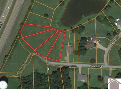 Marshall County Residential Lots & Land For Sale: Sailboat Drive