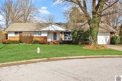 Murray Single Family Home Contract Recd - See Rmrks: 820 Sha Wa