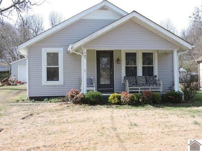 Paducah Single Family Home Contract Recd - See Rmrks: 707 N 36th Street