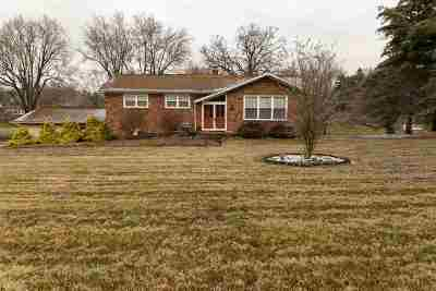 Paducah Single Family Home For Sale: 5935 Kathy Drive