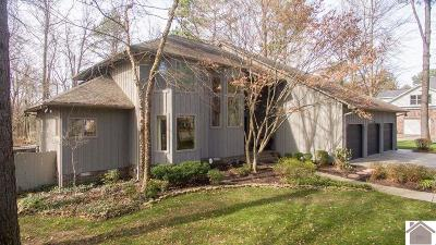 Paducah Single Family Home Contract Recd - See Rmrks: 142 Deer Path Lane