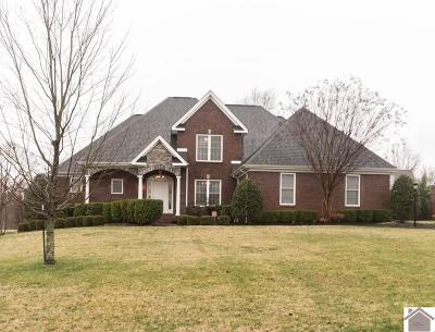 Paducah Single Family Home Contract Recd - See Rmrks: 115 Forest Ridge Cove