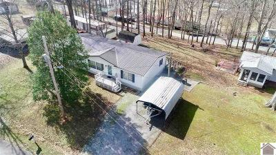 Cadiz KY Manufactured Home For Sale: $89,900