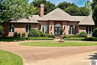 Princeton Single Family Home For Sale: 1250 S Jefferson Street
