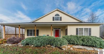 Cadiz KY Single Family Home For Sale: $349,500