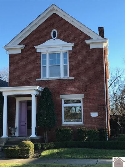 Paducah Single Family Home Contract Recd - See Rmrks: 714 Harrison Street