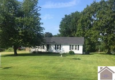 Marshall County Single Family Home For Sale: 2875 Us Hwy 68 West