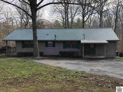 Benton Single Family Home Contract Recd - See Rmrks: 44 Crouse Lane