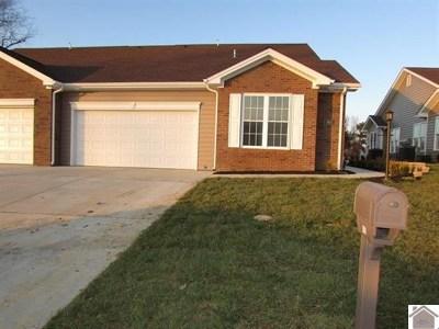 Condo/Townhouse For Sale: 416 Villa Ridge