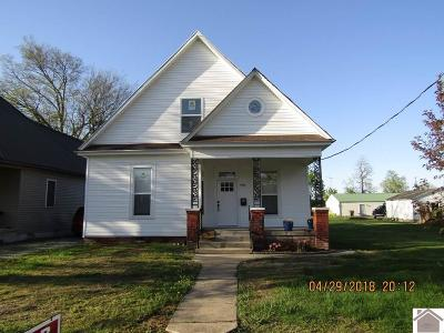 Paducah Single Family Home For Sale: 1911 Guthrie Avenue