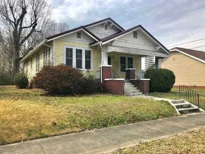 Paducah Single Family Home For Sale: 325 S 21st Street
