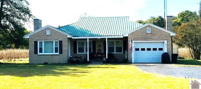 Calloway County Single Family Home Contract Recd - See Rmrks: 5877 Murray-Paris Road