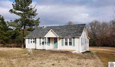 Graves County Single Family Home Contract Recd - See Rmrks: 3206 St Rt 131
