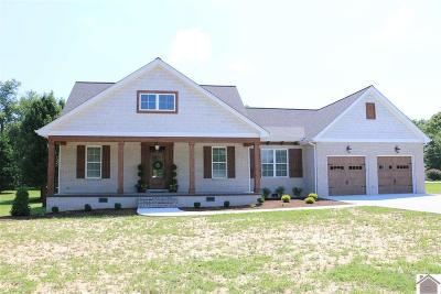 Calloway County, Marshall County Single Family Home For Sale: 100 Crossfield Drive
