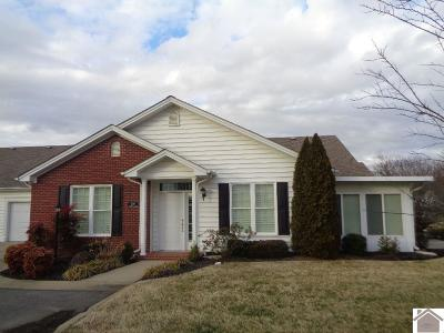 McCracken County Condo/Townhouse Contract Recd - See Rmrks: 2436 Lakewood Drive
