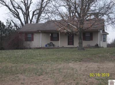 Farm For Sale: 3868 St Rt 1748
