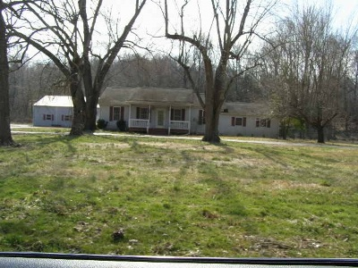 Marshall County Single Family Home Contract Recd - See Rmrks: 5139 Symsonia Hwy.