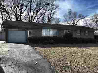 Marshall County Single Family Home For Sale: 1728 Sycamore Dr