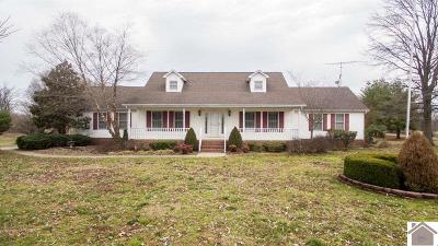 Graves County Single Family Home Contract Recd - See Rmrks: 515 Elderberry Lane
