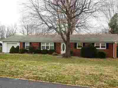 McCracken County Single Family Home Contract Recd - See Rmrks: 135 Rebecca Lane