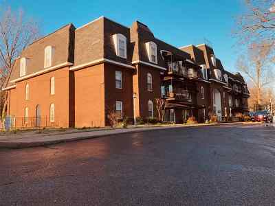 Condo/Townhouse Contract Recd - See Rmrks: 2949 Harrison Unit 103