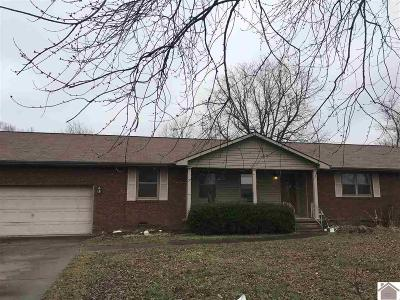 Paducah Single Family Home For Sale: 3300 Olivet Church Road