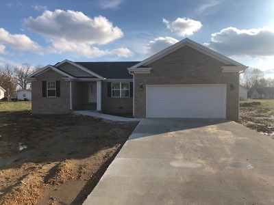 Graves County Single Family Home For Sale: 191 Meta Lane