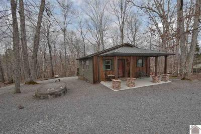 Calloway County, Marshall County Single Family Home Contract Recd - See Rmrks: 97 Katee Lane