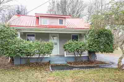 Paducah Single Family Home For Sale: 803 Oaks Rd.