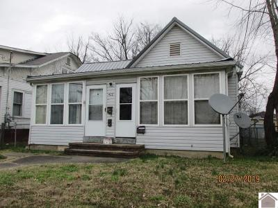 Paducah Multi Family Home For Sale: 422 S 19th Street