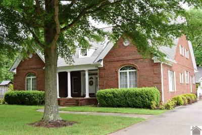 Calloway County, Marshall County Single Family Home For Sale: 509 Richardson St