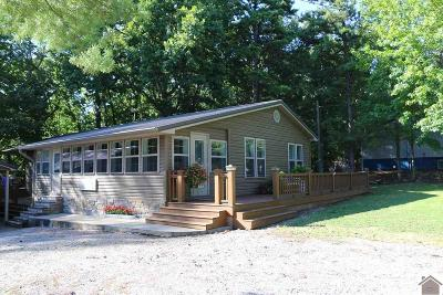 Calloway County Single Family Home For Sale: 1399 Boatwright Trail