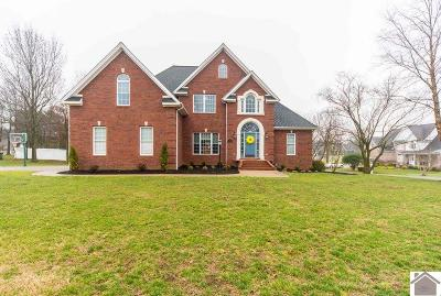 Paducah Single Family Home For Sale: 260 Ashcreek Road