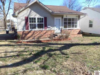 Paducah Single Family Home Contract Recd - See Rmrks: 325 Beiderman