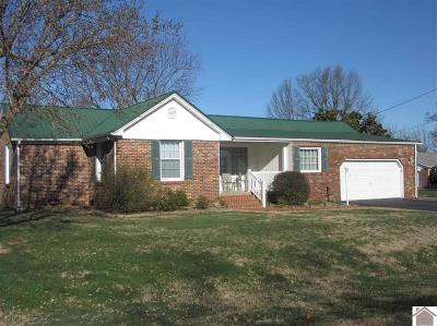 Paducah Single Family Home Contract Recd - See Rmrks: 4055 Olivet Church Road