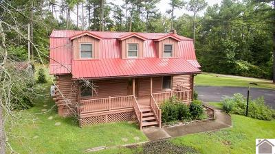 Marshall County Single Family Home For Sale: 168 Cactus Rd