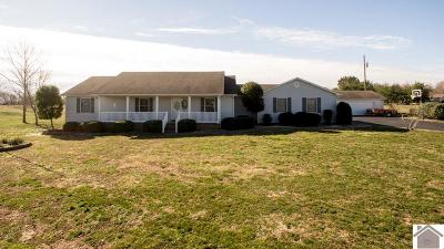 Mayfield Single Family Home Contract Recd - See Rmrks: 169 Huie Lane