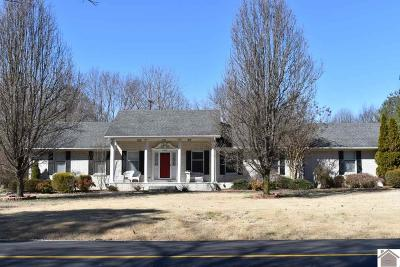 Paducah Single Family Home For Sale: 2455 Olivet Church Road