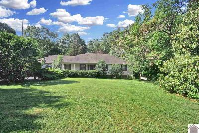 Murray Single Family Home Contract Recd - See Rmrks: 2611 Irvin Cobb Road