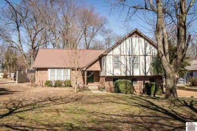 Paducah Single Family Home For Sale: 32 Martin Circle
