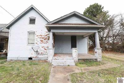 McCracken County Single Family Home For Sale: 1117 Tennessee Street