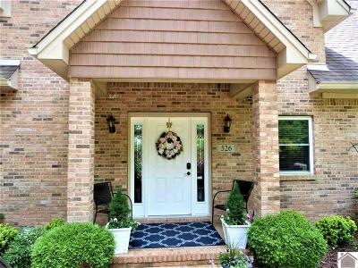 Single Family Home For Sale: 526 Beechwood Drive
